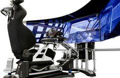 Custom Racing Simulator