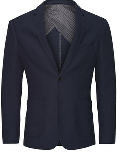 Jack - Jones Premium JPRERROL BLAZER Colberts dark navy  Description: Jack - Jones Premium jprerrol blazer Heren kleding Jassen donker blauw? 9995 ? Direct leverbaar uit de webshop van Express Wear  Price: 99.95  Meer informatie