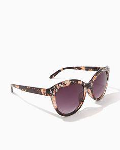 2a619c99dc7a charming charlie   Rosie Cateye Sunglasses   UPC: 400000052946  #charmingcharlie Sunglasses Accessories, Cat