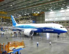787 Dreamliner Operations Remain Suspended