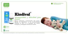 Kindival de Mama Natura para el tratamiento de la intranquilidad y dificultad para conciliar el sueño. www.kindival.es