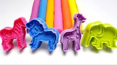 """Learn Colours with PlayDough Modelling Clay with Molds Creative Video for Children Toddler <a href=""""http://youtu.be/o8dUoPq2oKU"""" rel=""""nofollow"""" target=""""_blank"""">youtu.be/o8dUoPq2oKU</a>"""
