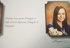 Best Yearbook Quote EVER!!! Cheeky yearbook quote makes Parksville grad Megan Kelly an instant Internet celebrity