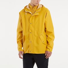Norse Projects Anker Classic rain jacket - Norse Projects