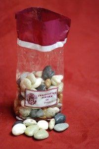 Les bonbons cailloux de Lourdes de Tante Maria ! beurk
