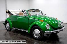 1971 Volkswagen Beetle Convertible www.classiccarliquidators.com