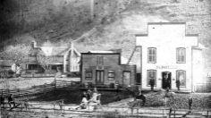 NL & Addie Mast Home & Store in Watauga County, NC - circa 1905