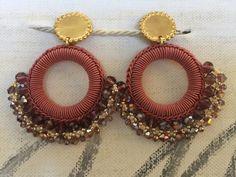 45eb01ce501b Pin de TD en Crochet: Earrings | Accesorios hazlo tú mismo ...
