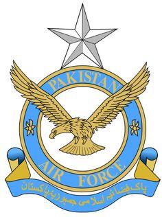 Pakistan Air Force emblem.svg