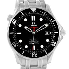 Omega Seamaster Limited Edition Bond 007 Watch 212.30.41.20.01.001