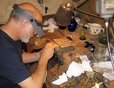 Allan King's personal site to anser your jewellery questions