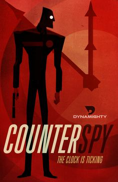 Side-scrolling action game Counterspy announced for PS3, PS Vita and mobile platforms