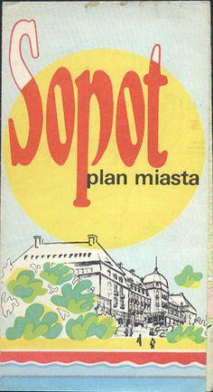 Sopot. Plan miast, PPWK, 1987, http://www.antykwariat.nepo.pl/sopot-plan-miasta-p-13390.html