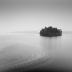 Island in the fog by Sandra Herber Gothic Aesthetic, Atlantic Canada, September 28, More Images, Long Exposure, Singles Day, Nova Scotia, Day Trip, Swirls