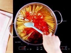 One-Pot-Pasta kochen – so geht's   LECKER