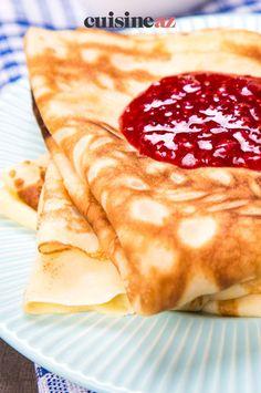 Une recette facile de pâtes à crêpes à la vanille parfaite pour la Chandeleur. #recette#cuisine#pateacrepes #vanille#patisserie #chandeleur #crepes #crepe Scones, Pancakes, Drink, Ethnic Recipes, Desserts, Food, Pancake Day, Waffles, Morning Breakfast