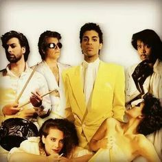 Prince and the Revolution no rocks like they did. My favorite era.