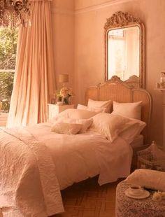 peachy room