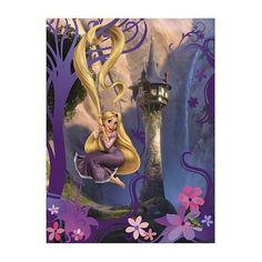 Amazon.com: Tangled Movie Rapunzel Disney Poster Print - 11x14 Art Poster Print, 11x14: Home & Kitchen