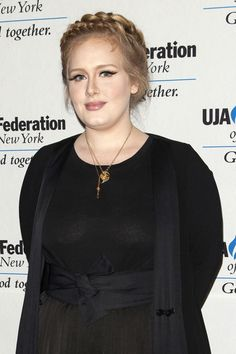 Adele Trades In Her Beehive For Braids, We Obsess #Refinery29