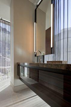 Custom Architecture - contemporary - bathroom - phoenix - by Swaback Partners, pllc