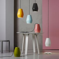 Northern Lighting Bell Lampada a sospensione
