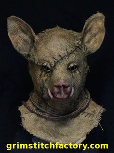 Grim Stitch Factory - Butcher Swine