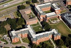 #Baylor University Aerial Photography