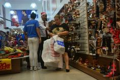 RS Notícias: FCDL aponta queda de 9,5% nas vendas de Natal no R...