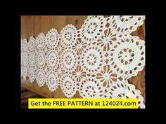 crochet crochet tablecloth project - http://www.knittingstory.eu/crochet-crochet-tablecloth-project/