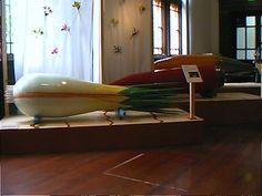 Vegetable Coffins by Paa Joe of Ghana.  For farmers