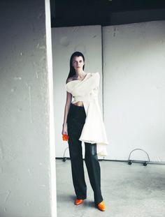 Antonia Wesseloh for ELLE Denmark