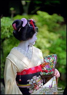 Geisha and Maiko Girls of Japan by Frantisek Staud - AmO Images - AmO Images