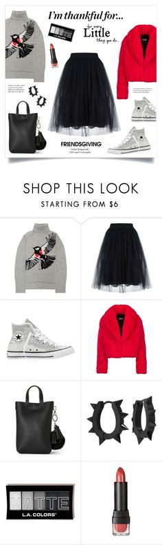 """Top Fashion Products!"" by diane1234 ❤ liked on Polyvore featuring Markus Lupfer, Converse, Street Level and West Coast Jewelry"