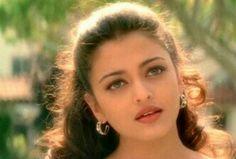 A young sunlit Aishwarya