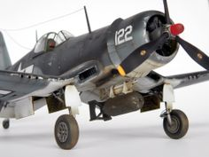 F4U-1A Corsair 1/48 Scale Model