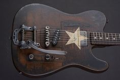 Tele Tuesday Special - James Trussart Steelcaster