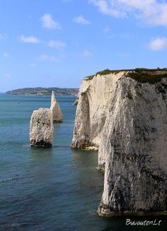 The Pinnacles, South West Coast, Dorset, UK