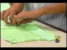 Bolsa toalha de mão   Sabor de Vida 13.05.2011