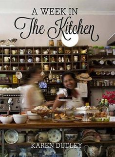 Karen Dudley, A week in the kitchen. must have recipe book. Lemon Roasted Potatoes, Healthy Foods To Eat, Healthy Recipes, Eat Your Books, Preserved Lemons, How To Speak French, I Love Food, Liquor Cabinet, Cooking