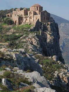 One of my favorite places in all the world, Monemvassia, Greece (Chris Hemauer)