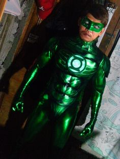 Green Lantern cosplay that looks cooler than the movie costume Belle Cosplay, Dc Cosplay, Cosplay Costumes, Cosplay Ideas, Costume Ideas, Full Body Costumes, Movie Costumes, Star Sapphire Dc, Green Lantern Costume