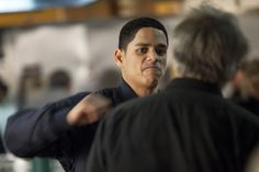 BOOM! #ChicagoFire Benny dose get hit the face when he that to Peter it was so wrong to say that to Peter. Peter had a good life with his dad because i rember A lot of things when my Grandfather Died from to be hero when Benny says say something to my Grandfather i will punch him the face