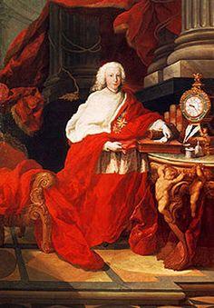 Luis Antonio Jaime de Borbón y Farnesio (Madrid, 25 de julio de 1727 – Arenas de San Pedro, 7 de agosto de 1785) fue Infante de España, sexto hijo de Felipe V de España y de su segunda esposa, Isabel de Farnesio, duquesa de Parma. Ejerció la carrera eclesiástica y fue cardenal arzobispo de Toledo y Primado de las Españas (1735) y arzobispo de Sevilla (1741). Abandonó el estado eclesiástico en 1754, convirtiéndose en 1761 en el XIII conde de Chinchón. Fue un importante mecenas que apoyó a…