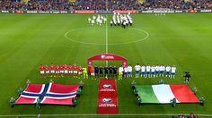 Norway vs Italy.  Tomado de forumrojadirecta.es