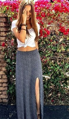 I have this skirt, I can't wait to wear it in the fall!