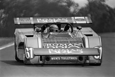 Reine Wisell, Lola T260 Chevrolet, Can-Am at Watkins Glen, 1972.