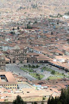 Cusco view, peru