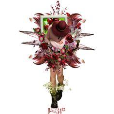 """Miss cherry"" by ilona2010 on Polyvore"