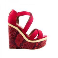 Mete el código SEPTIEMBRE14 en www.manesuo.es y aprovecha nuestro cupón de #descuento del 10% hasta el próximo domingo para comprarte nuestras #sandalias de cuña #Gazata (o los #zapatos que más te gusten). ¿A qué estás esperando? http://www.manesuo.es/cunas/29-gazata.html
